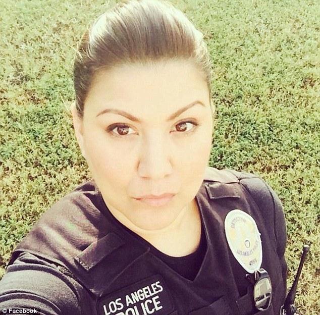 Nadine Hernandez LAPD