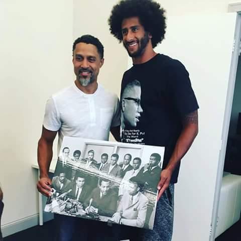 Mahmoud Abdul-Rauf & Colin Kaepernick